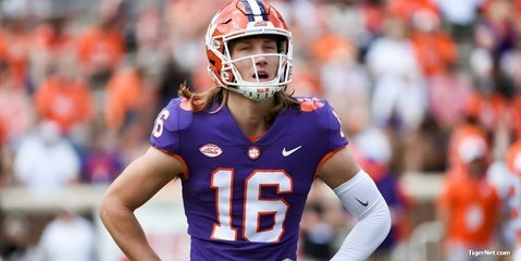 Trevor Lawrence will likely play a major role this season