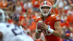 Second Look: Grading Clemson football at midseason