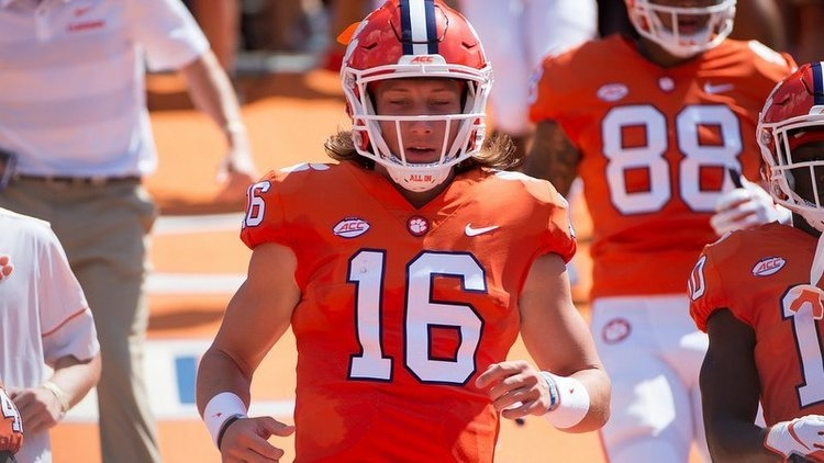 Former Ohio State and Florida coach Urban Meyer says Trevor Lawrence is the best college QB ever.