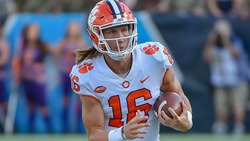 As a drama-filled week plays out, Trevor Lawrence continues to cast a wide shadow