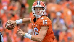 Trevor Lawrence named national Freshman of Year