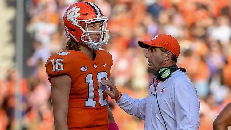 What will Trevor Lawrence do for an encore?