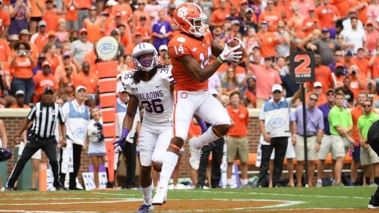 Diondre Overton has a chance to impress and state his case for more playing time in 2019.