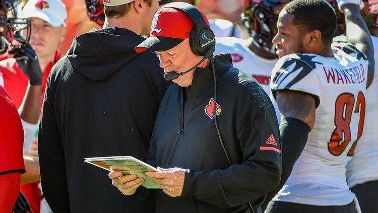 Louisville has fired Bobby Petrino