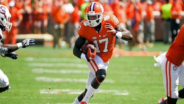 Powell is a talented play-maker and return man