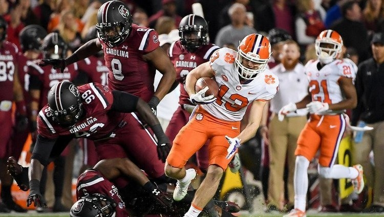 Hunter Renfrow jokes about his speed in Madden: