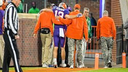 Swinney updates injury status of Hunter Renfrow