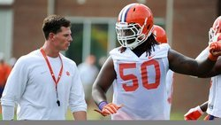 Clemson DL transferring out of the program