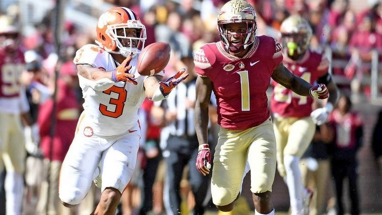 Amari Rodgers had a big game at FSU two years ago (USA TODAY Sports-Melina Myers).