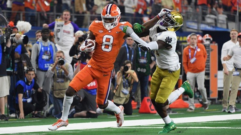 Title Game Bound! Tigers blast Irish en route to Cotton Bowl win