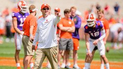Former Clemson coach, wife welcome second child