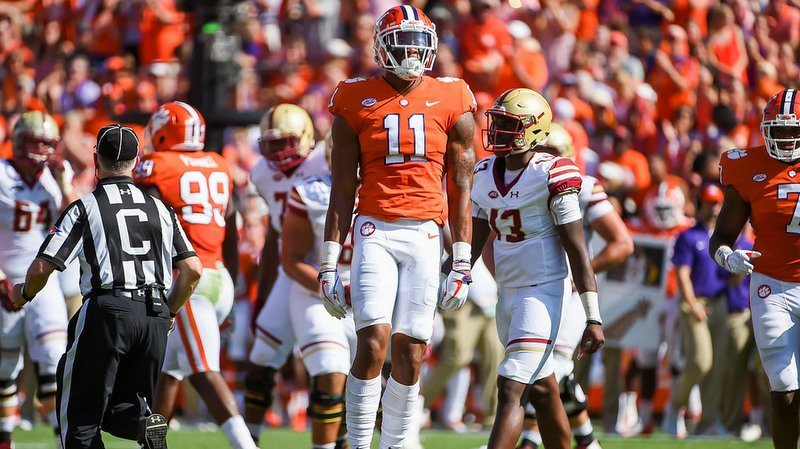 Simmons has the length and athleticism to play either safety or linebacker