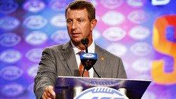 Swinney on possibility of taking an NFL job one day