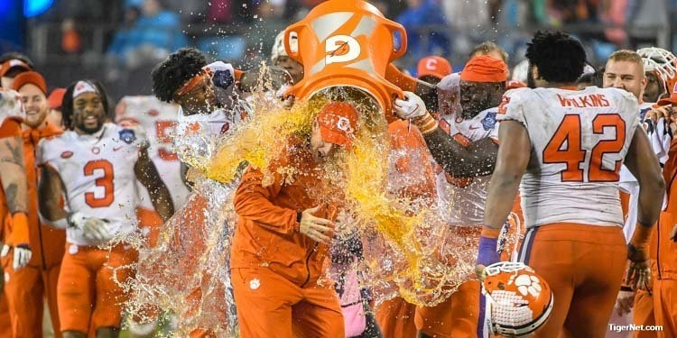 Swinney and the Tigers are used to playing in big games