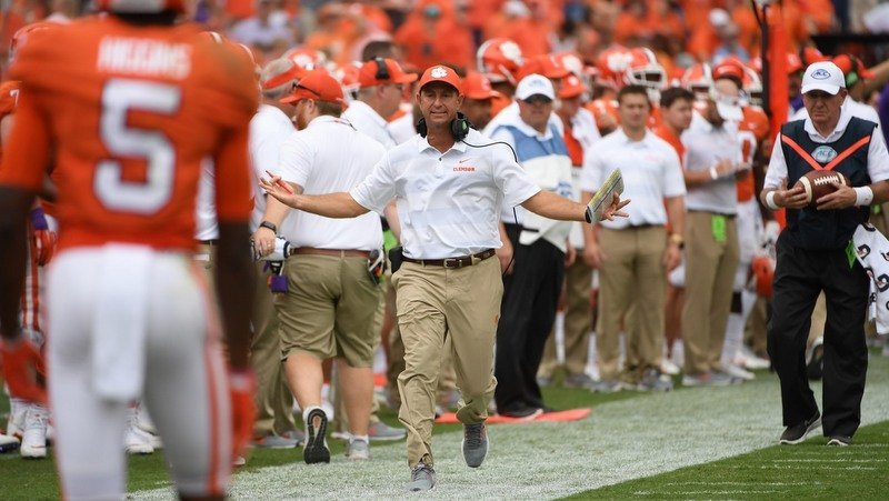 Swinney expecting more from punting game