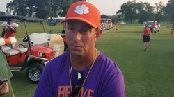 Tigers prep for Furman, Swinney excited to see QB competition play out