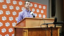 Chasing History: Swinney gets emotional as senior class chases records
