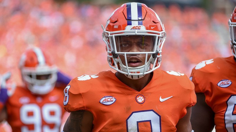 AJ Terrell says the Tigers pushed through adversity in the win Saturday