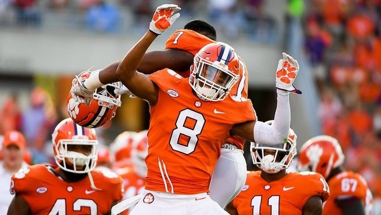 A.J. Terrell returns as a leader for the Clemson secondary in 2019.