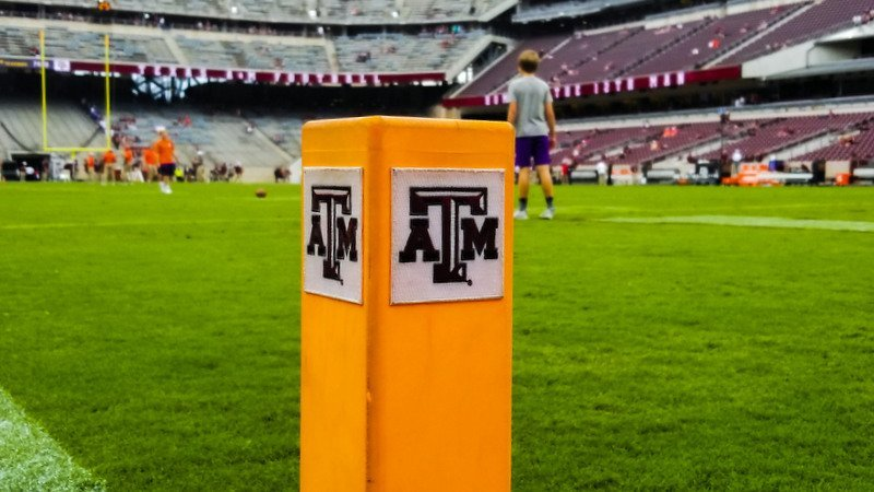 Texas A&M's Kyle Field is a great place to visit