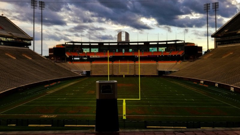 Death Valley is quiet now, but the season starts in two months
