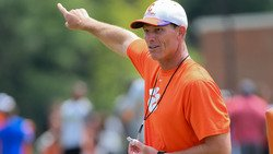 Clemson ranks second nationally in assistant salaries