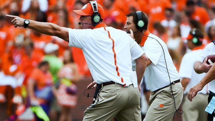 Swinney and Venables make for a winning combination