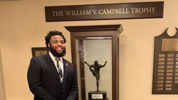 Christian Wilkins' message to the world: Always be yourself and who you were meant to be