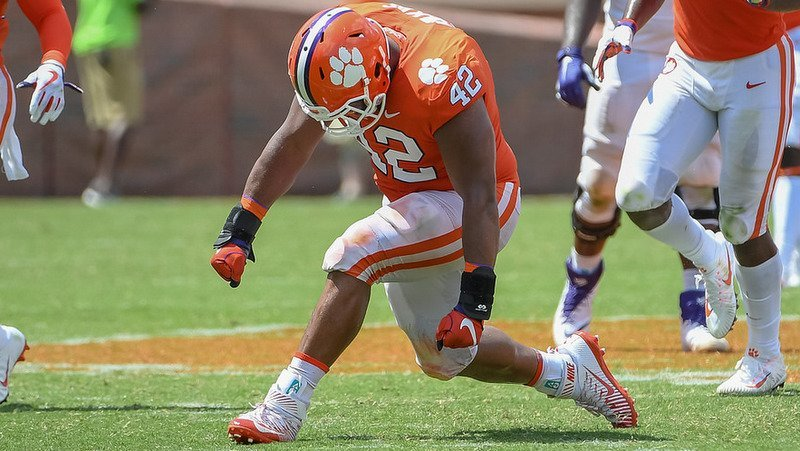 Christian Wilkins is an unquestioned team leader