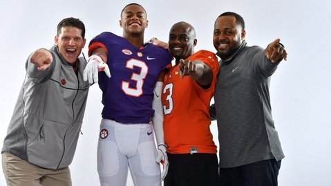 Mario Goodrich was a late add to Clemson's recruiting class