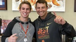 Alabama legacy commits to Clemson, wants to be the next Hunter Renfrow