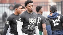 The Opening Atlanta: Clemson prospects and commits stand out in cold conditions