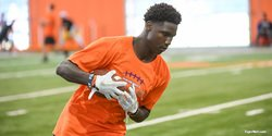 Swinney Camp Insider: Top prospects arrive to highlight Wednesday morning session