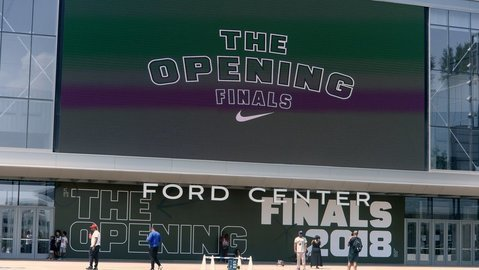 Will The Opening stay in Frisco?