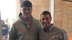 Alabama OT commit to visit Clemson this weekend