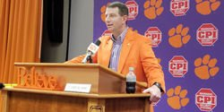 Swinney says Tigers signed