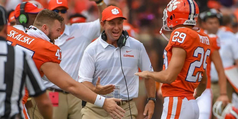Swinney on newest Tigers: I have no doubt this group will be special
