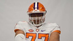 Tigers play host to big-time left tackle prospect out of Rhode Island