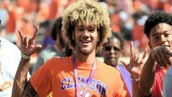 Clemson in top schools for 4-star WR
