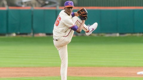 Clemson hosts midweek games with Winthrop, Tennessee Tech