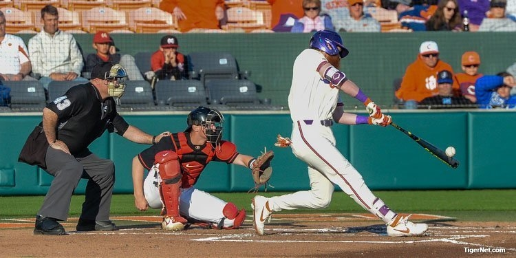 Clemson senior named ACC Player of the Week