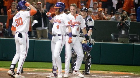 MLB draft: Clemson senior drafted by Cubs
