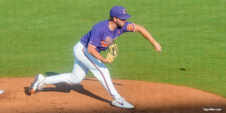 Rebels take control of Regional with 6-1 victory over Clemson