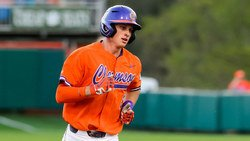 Clemson shortstop signs MLB rookie contract