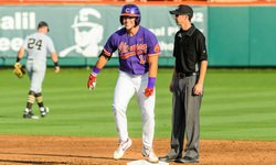 Clemson NCAA Tournament regional notes
