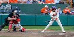 Tiger bats go silent in loss to No. 4 Georgia