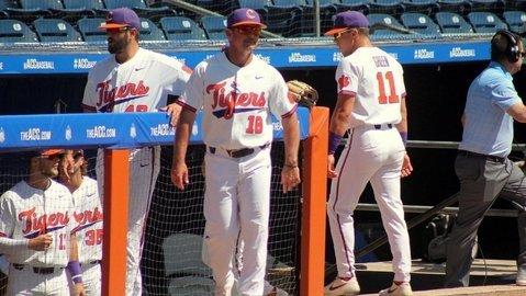 Clemson officially announces baseball signing class