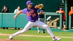 Clemson freshman named finalist for Olerud Award