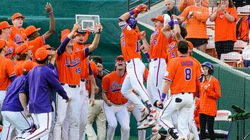 Slam Dunk: Tigers hit three homers to take game one over No. 8 Louisville