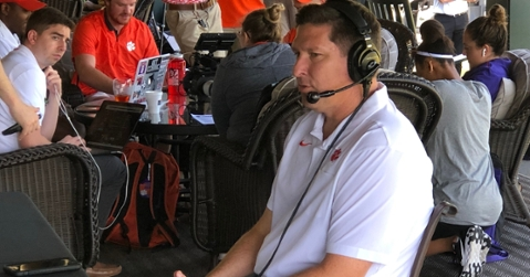 Brownell does a radio show at The Reserve Wednesday.